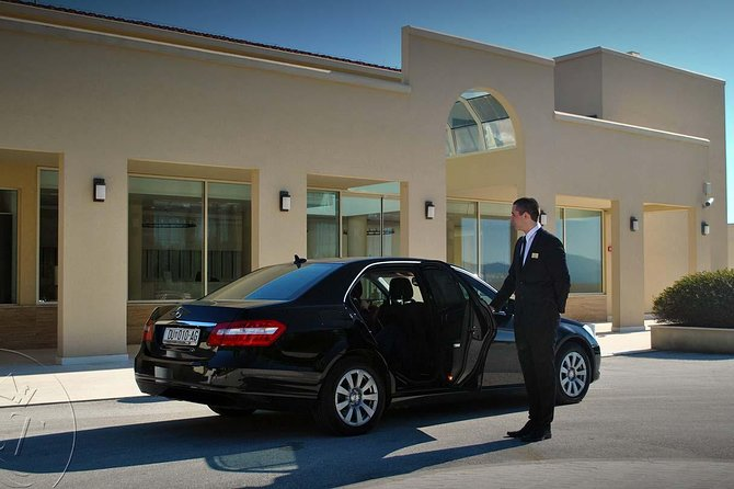 Private one-way transfer from Hvar to Dubrovnik or Dubrovnik (DBV) airport with a professional English-speaking driver