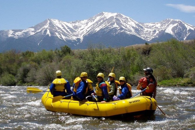 MÁS FOTOS, Browns Canyon Express Whitewater Rafting