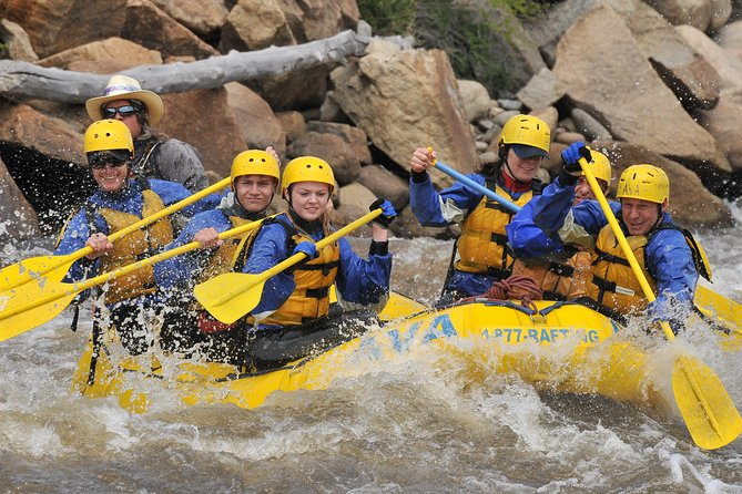 Browns Canyon Half-Day Whitewater Rafting Tour, Buena Vista, CO, ESTADOS UNIDOS
