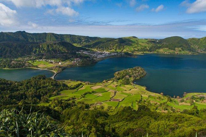 Recorrido de día completo por el oeste de São Miguel con las Setes Cidades y almuerzo incluido, ,