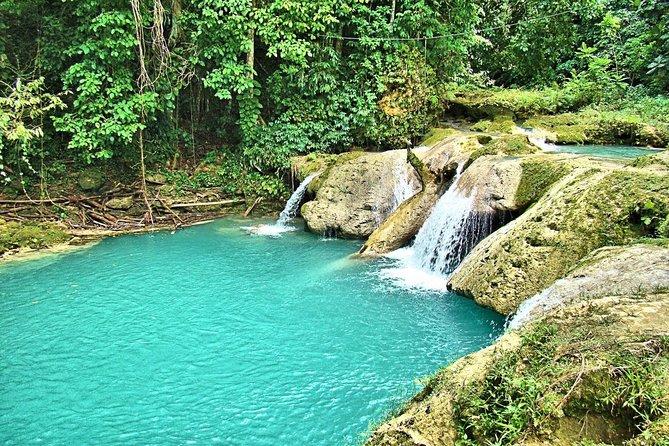 Blue Hole and Secret Falls Private Tour, Montego Bay, JAMAICA