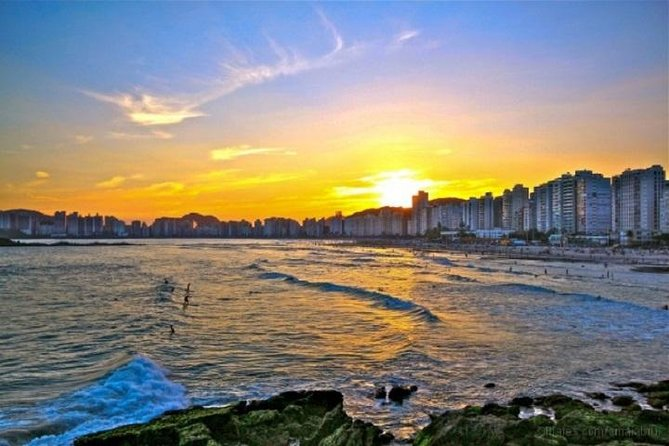 Private Tour: Santos and Guaruja Beach - Central Beaches of São Paulo, Sao Paulo, BRASIL