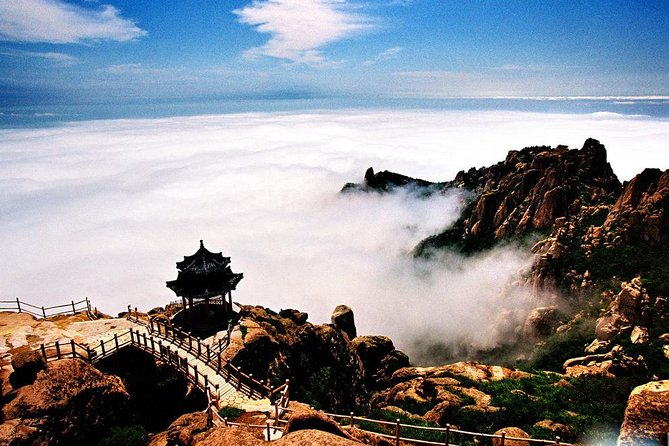 2-Day Qingdao Tour: Catedral de San Miguel, Laoshan Mountain and Qingdao Beer Museum, Qingdao, CHINA