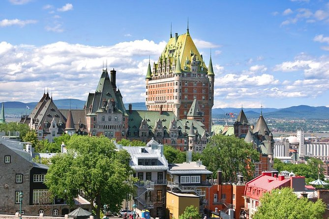 Montmorency Falls & Quebec City Day Tour from Montreal, Montreal, CANADA
