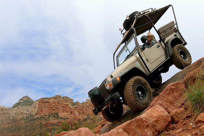 Sedona Off-Road Canyon Jeep Tour, Sedona y Flagstaff, AZ, ESTADOS UNIDOS