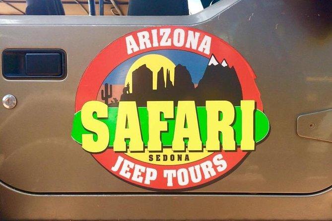 Aventura en Jeep en Sedona Red Rocks, Sedona y Flagstaff, AZ, ESTADOS UNIDOS