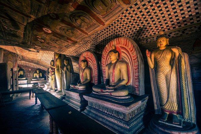 Sigiriya and Dambulla from Negombo, Negombo, SRI LANKA