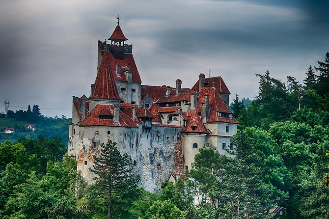 This day tour includes unique tourist attractions in Romania: Sinaia with its Peles Castle, emblem of the Romanian royalty, a highly valuable historical and artistic monument, the fascinating Bran Castle, wrapped in the legend of Count Dracula, one of the most visited cities in Romania - Brasov. Find out why Sinaia bears the name of the holy mount Sinai and find out the legends that cover Bran & Brasov area.
