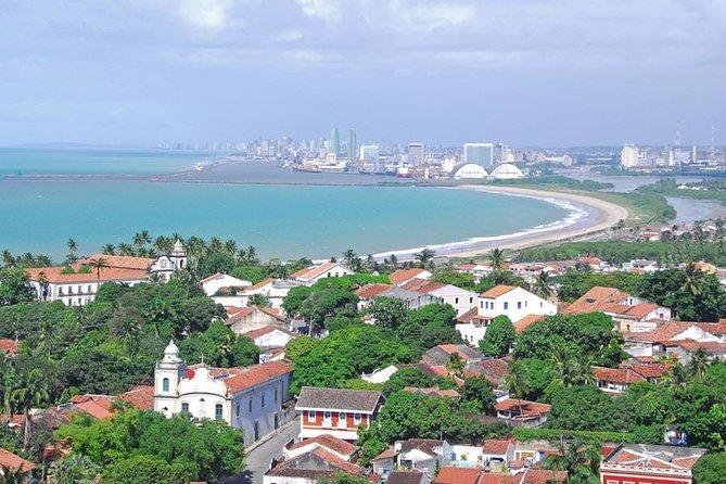 Recorrido por la ciudad de Recife y Olinda desde Porto de Galinhas, Porto de Galinhas, BRASIL
