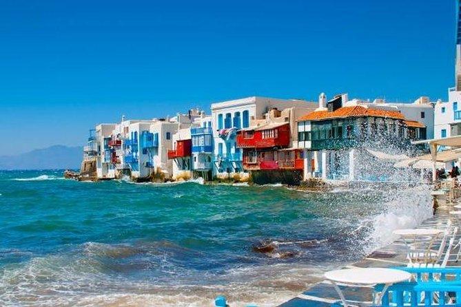 MÁS FOTOS, Best of Mykonos island, 4 hours private tour