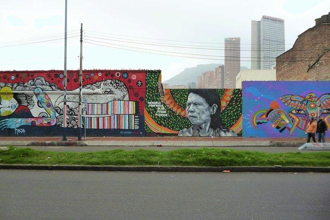 Private Walking Graffiti Tour in Bogota, Bogota, COLOMBIA