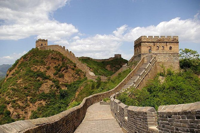 Are you looking for a private transfer from Tianjin Xingang Cruise Port to your hotel in Beijing?and you don't want to miss a chance to visit one of the seven wonders of the World---the Great Wall of China?If so, this is your best option. Your driver will pick you up from Tianjin Cruise port,drive around 4 hours to the Great Wall(You even can choose the section of the Wall you want to visit) thenspend 1-2 hours at the Great Wall,then arrive at your Hotel in Beijing City.This is a great way to transfer and you will get achance to enjoy the Great Wall of China at your own pace!