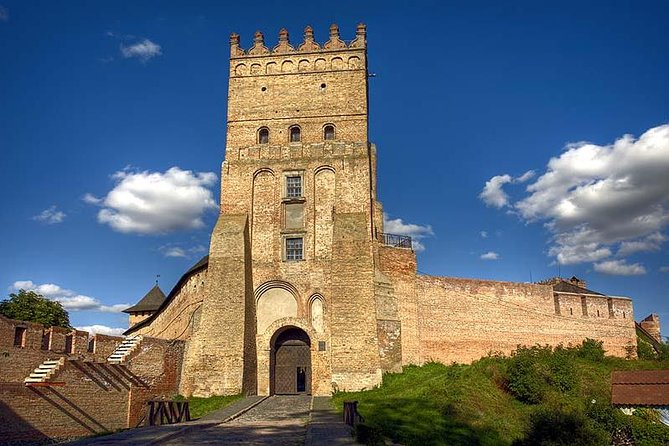 Full-Day Private Lutsk, Tarakaniv Fort, and Tunnel of Love Tour from Lviv, Leopolis, Ukraine