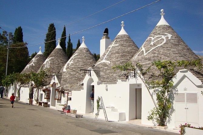 Alberobello's Trulli: 2-Hour Guided Walking Tour, Brindisi, ITALIA