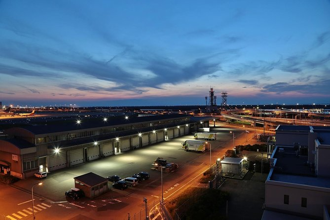 Private Arrival or Departure Transfer: Kansai Airport to Osaka City Center, ,