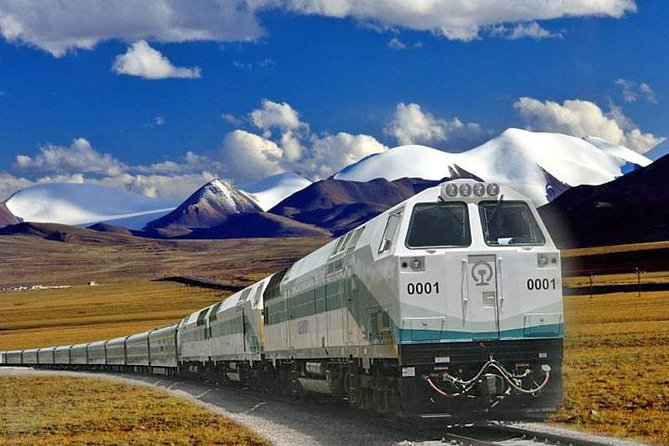 Take a train on the world-highest Qinghai-Tibet Railway to Tibet from Beijing. This tour will include 2 full-day on train from the plain of eastern China to the highland of western China, to witness the most beautiful scenery of Qinghai-Tibet Railway: endless land of snows, vast desert, boundless grassland, snow-capped mountains and stunning lakes, and 3 days in Lhasa to visit the world heritage sites, like the Potala Palace, Jokhang Temple, Barkhor Street, Drepung Monastery and Sera Monastery.
