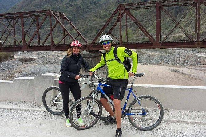 Circuito completo en bicicleta de montaña, Salta, ARGENTINA