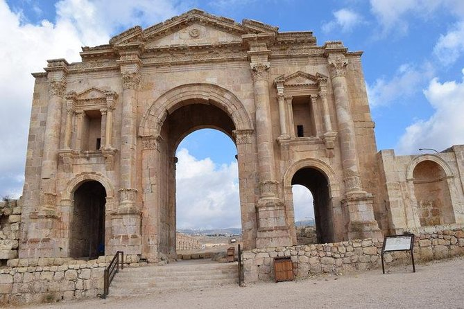 Amman, Jerash and the Dead Sea tour from Amman. A close second to Petra on the list of favorite destinations in Jordan is the ancient city of Jerash, and the third on list is the Dead Sea, Amman quick tour is added to this trip. Entrance fees and the services of a local guide at each attraction not included.