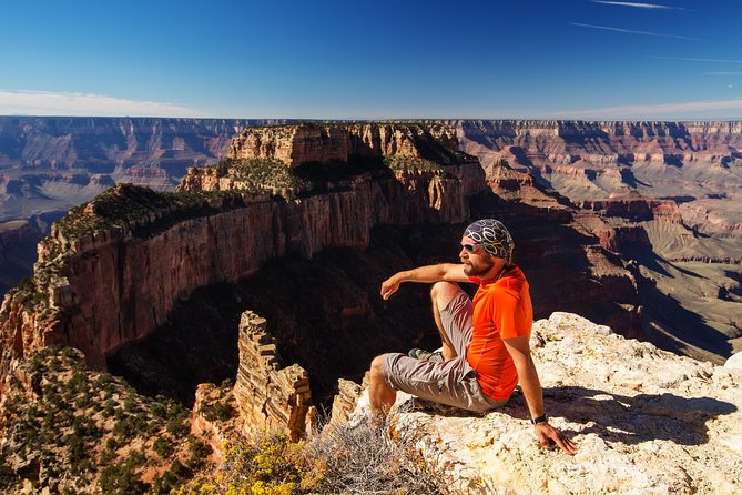 Explore the natural side of Arizona with a day trip to the Grand Canyon National Park South Rim on our luxury bus tour. Your professional bus driver is trained to provide you with interesting facts about the history, flora, and fauna on one of the great wonders of the modern world.<br><br>Join us for a journey to the Grand Canyon South Rim! Along the drive to the canyon, you will get to stop along historic Route 66 to see the Grand Canyon Caverns. These 100 year old natural caverns provide an amazing tour experience all on their own. <br><br>Once you arrive at the South Rim, enjoy stops along the rim such as Mather Point and Bright Angel Lodge. Explore popular attractions in the Grand Canyon National Park such as El Tovar, Hopi House, Kolb Photo Studio, and the Bright Angel Trail and make memories of a lifetime!