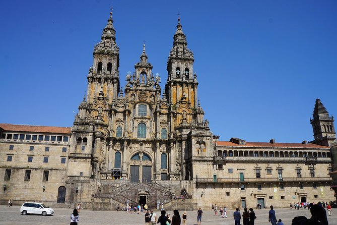 This is the most popular section of the Camino de Santiago. On this self-guided tour, start your journey in Sarria and walk the last 70 miles (114 km) of the Camino to Santiago de Compostela. You will meet pilgrims, taste local cuisine and experience the unique Camino culture along the way. Your time on the famous walking route will take you across the beautiful landscape of Northern Spain. Rustic hamlets, quaint villages and the rolling hills of Galicia are part of your walk each day. You will get your pilgrims passport stamped each day and have the chance to explore the historic city of Santiago on your last day.