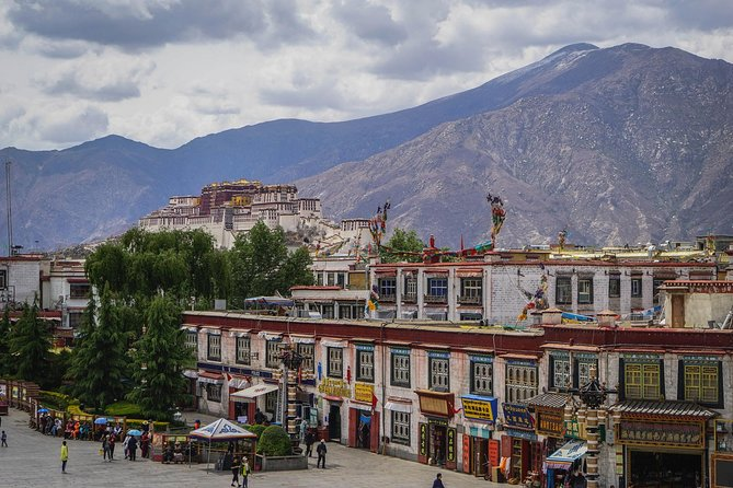 4 Days Lhasa City group tours, Lhasa, CHINA
