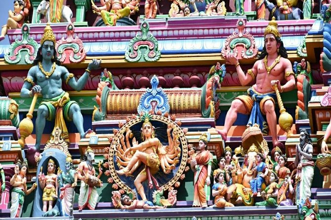This cultural city has many attractive temple's within it, some of which were built thousands of years ago. The tour takes at some of the most beautiful sacred temples you can't miss while in Chennai.