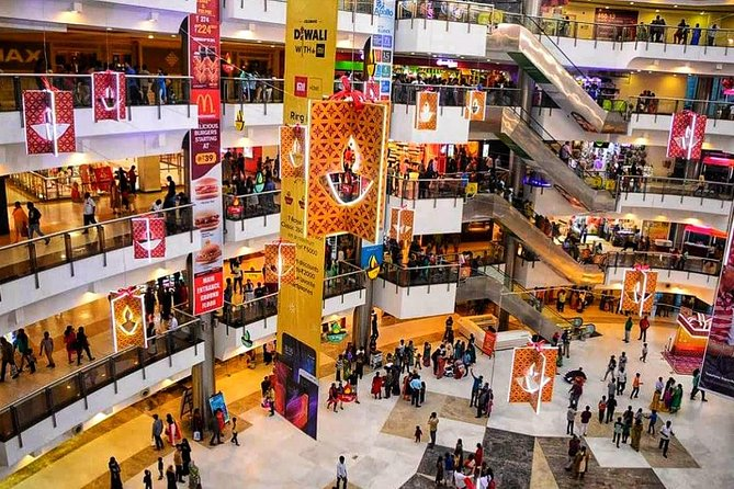 When your planning to visit Shopping Malls in Chennai, Don't miss to visit Express Avenue Mall, Phoenix Market City, and The Forum Vijaya Mall as per your convenient pick-up options on this tour,