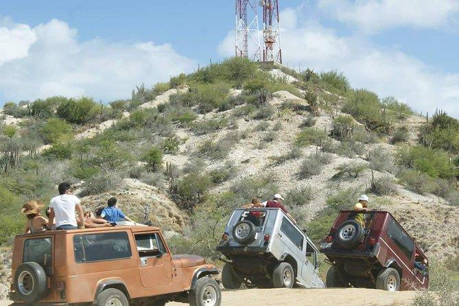 Safari en jeep por Isla Margarita, Isla Margarita, VENEZUELA
