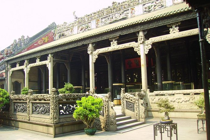 Get to know the historical city of Guangzhou on this exciting sightseeing tour.You'll visit numerous cultural attractions and historical landmarks such as Chen Clan Academy; the Pearl Of Architectural Art, the city symbol, Stone statue of Five Rams. Of course, you will stop for a traditional Cantonese snack along the way.
