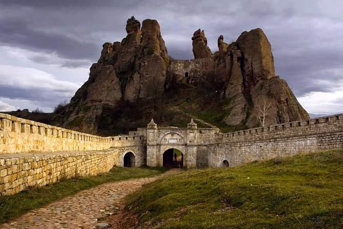 Embark on a tour of the extraordinary Belogradchik Rock formations, recognized as one of the most beautiful landscapes in Europe. Take a visit to Belogradchik Medieval fortress. The tour includes hotel pickup and drop-off.