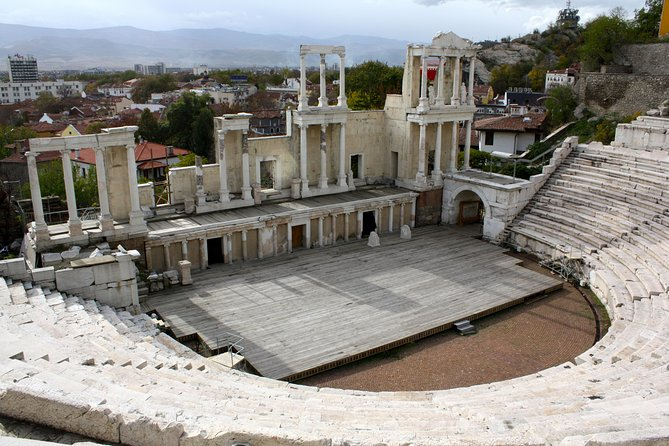 The tour starts with a visit of the ancient city of Plovdiv, which several peoples have inhabited, leaving unique traces of their cultures. The next stop will be Bachkovo monastery, the second biggest monastery in Bulgaria.The tour includes a hotel pickup and drop-off.