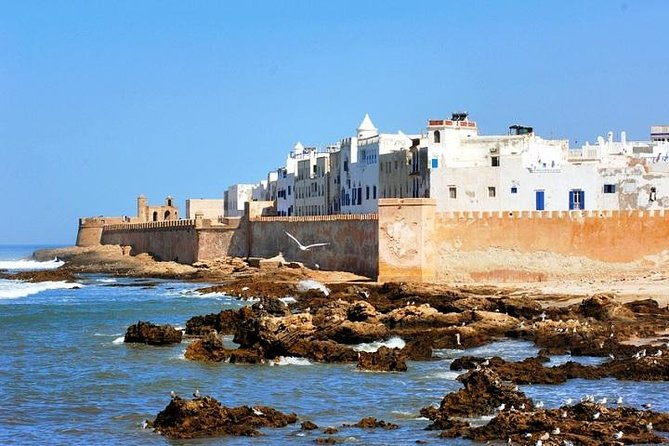 Embark on an unique journey from Marrakech to the seaside city of Essaouira on  full-day tour. Explore the sights and sounds of this vibrant city, soaking in hundreds of years of culture and history.