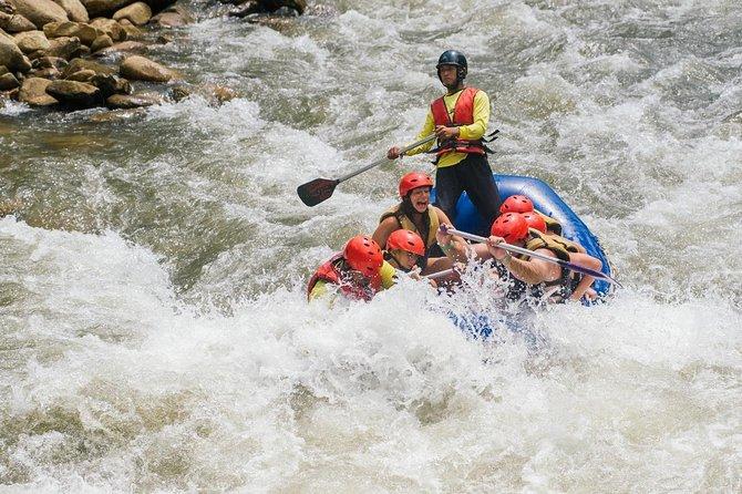 MÁS FOTOS, White-water Rafting with Ziplining in Phangnga