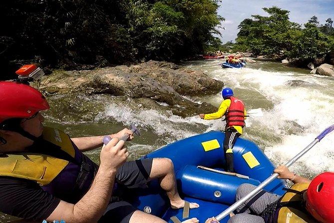MÁS FOTOS, Rafting, ATV and Ziplining Adventure in Phangnga