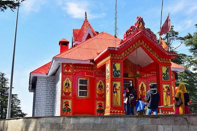 During this temple tour, you will explore the beauty, culture and traditions of three of Shimla's most famous temples. Follow your expert guide through the city streets and visit most famous temples Jakhoo, Kalibari and the Sankat mochan. Learn about the architecture, beliefs and local heritage as you explore and enjoy local snacks before returning to your hotel.