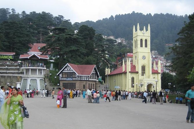 Shimla is the most fabulous hill station of India, well-known for its unique beauty and serenity. The landscape at a height of approximately 7200 feet (2200 meters) has a number of attractions, that will tell you a lot about the region. During the walk you will explore a number of old buildings, such as Gaiety Theater, General Post Office, Bantony, Betink's Castle, Imperial Bank, Railway Board Building, Gorton Castle, Knockdrin, Kennedy Cottage,Cecil Hotel, and the Indian Institute of Advanced Study.
