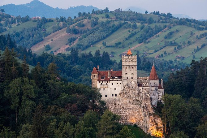 Break away from the city on a day tour through the history of Transylvania, including entrance to Dracula's famous Castle and a visit to the country's oldest military fortress. This private tour will ensure you have a relaxed, personalised experience in the heart of the country.