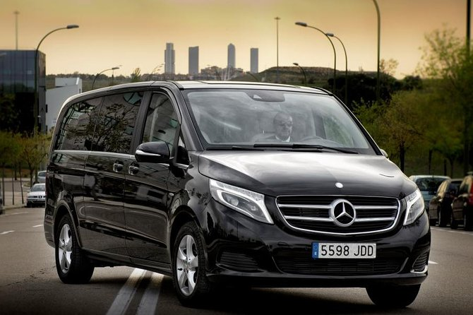 Book your chauffeur service in Ibiza tovisit as many destinations as you want in a Mercedes Benz Viano or similar up to 7 passengers. High-quality service with a professional driver who will meet you at the lobby of your hotel, your Villa or outside the location at which you are staying.