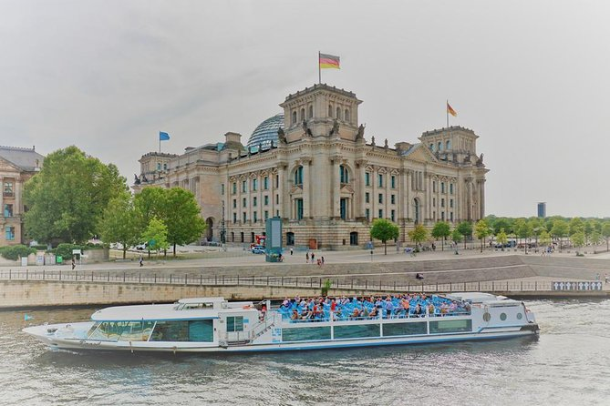 Berlin 1-Hour City Cruise: History and Main Attractions, Berlin, GERMANY