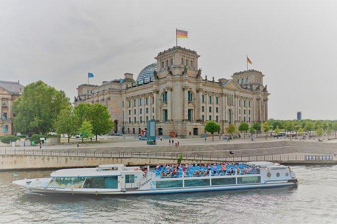 Cruzeiro turístico de 1 hora em Berlim: História e principais atrações, Berlim, Alemanha