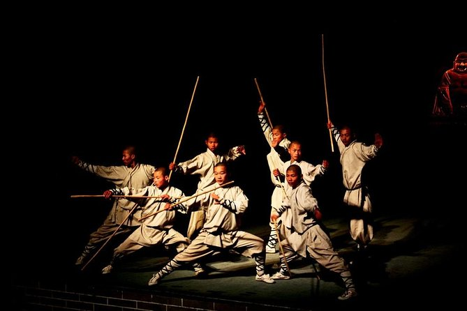 Private All Inclusive Luoyang Tour of Shaolin Temple & Longmen Grottoes, Luoyang, CHINA