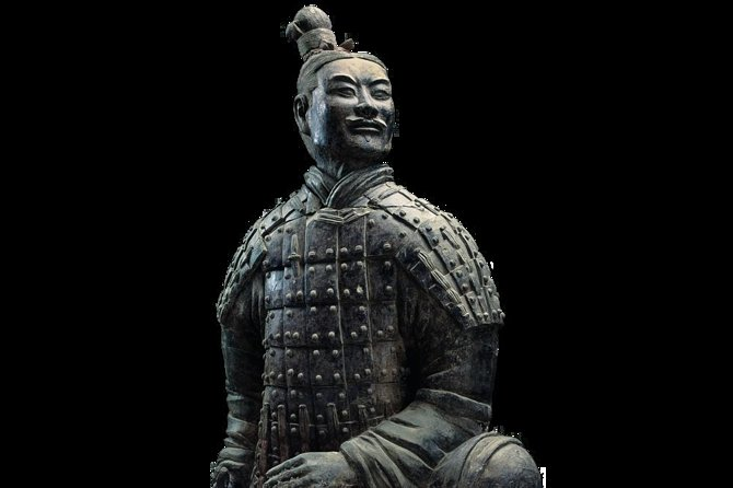 Quick Private Half Day Tour to The Terracotta Army in Xi'an, Sian, CHINA