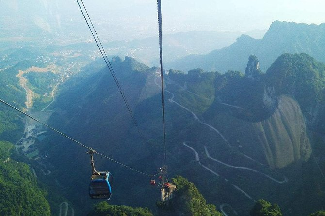 MÁS FOTOS, Full-Day Private Tour of Tianmen Mountain With the Skywalk