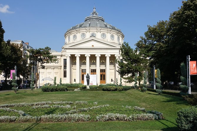Connect to the local culture and visit the best of Bucharest with a private guide!<br><br>On our walking tour of Bucharest we will visit the main landmarks of the city center and get to know the local story and culture. <br><br>Providing a good introduction to the history of the Romanian capital, this interactive tour will answer your curiosity to understand how Romanians live nowadays and how they think and feel about their past and future.<br><br>In a half-day tour we will explore and make sense out of Bucharest's rich heritage: a Balkan flavor due to its Byzantine and Turkish influence, Communist heritage laying beside beautiful French, Romanian and Art Deco architecture and, most importantly, amazing lively atmosphere.