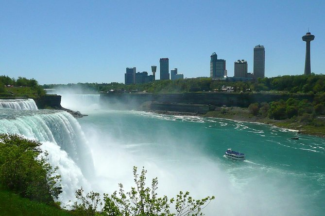 Private Tour Transfer from Buffalo Airport to Niagara Falls, Buffalo, NY, ESTADOS UNIDOS