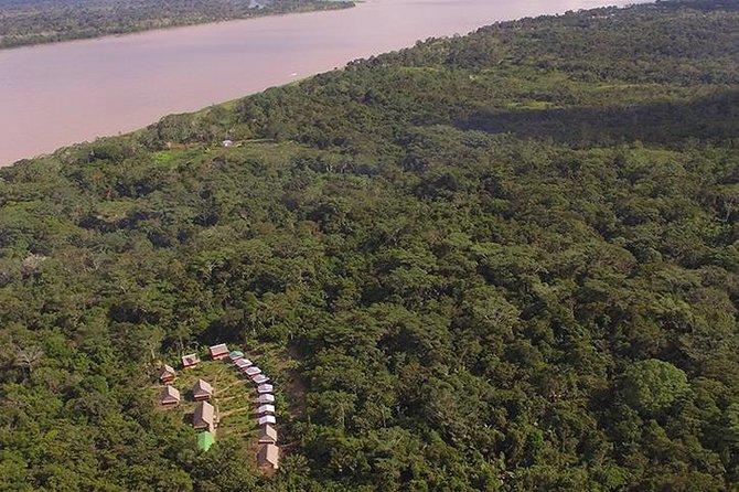 Aventura de 5 días en la selva amazónica en Maniti Eco-Lodge, Iquitos, PERU
