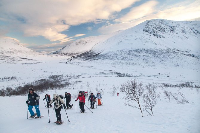 MAIS FOTOS, Snowshoe Hike on Whale Island in Tromso