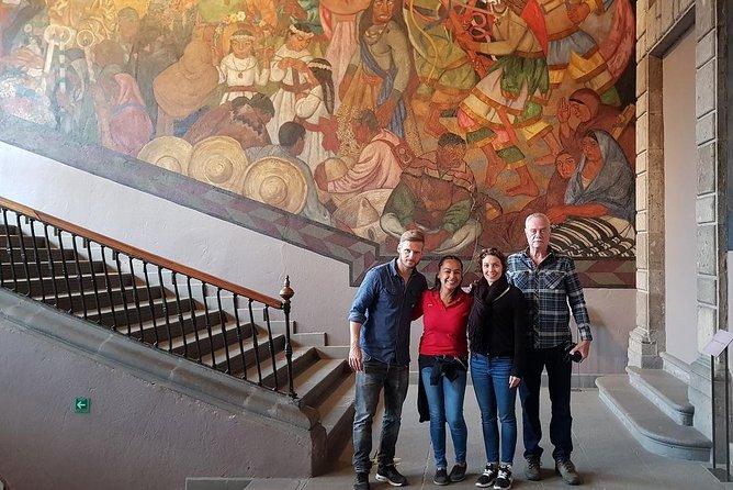 Mexico City Mural Art Small-Group Walking Tour, Ciudad de Mexico, Mexico