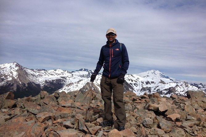 Caminata por la cresta al refugio Frey desde Bariloche, Bariloche, ARGENTINA