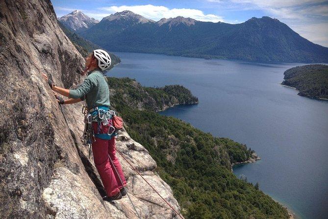 Escalada en roca de un día desde Bariloche, Bariloche, ARGENTINA